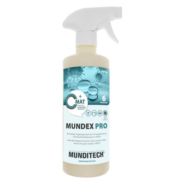 MUNDEX Pro 500ml Sprühflasche